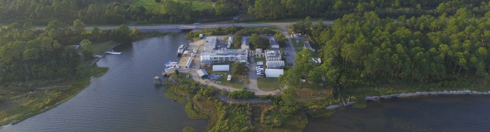 THE FSU COASTAL & MARINE LABORATORY